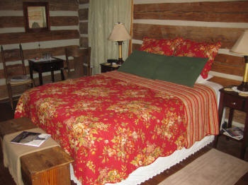 Dogtrot East Cabin Bedroom ...